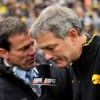 Kirk Ferentz Hawkeye football media conference