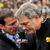 Ferentz is coach of the year candidate