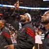 Rookie Cole steals show as Heat defeats Celtics