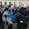 Police tear down Occupy Charlotte camp; 7 arrested