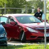Minor injury reported after accident Tuesday evening