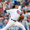 Samardzija and Cubs fall just short against Red Sox