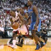 Miami takes command of series with 104-98 win over Thunder