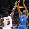Thunder's stellar season ends with crashing thud