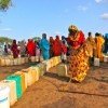 Thousands flee Sudanese army's scorched-earth military campaign