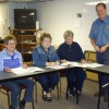 FCCF grant scores new tables and chairs for Charles City Fire Dept.