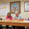 Supervisors conduct routine business today