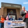"""Iowa labor leader: """"Right to Work is Wrong"""""""