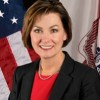 Kim Reynolds sworn in as 43rd governor of Iowa