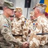 Romanian units transfer authority in Afghanistan