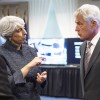 Advanced defense projects demonstrated for defense secretary