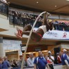 Drake Relays' pole vault in the mall event to be held today