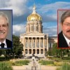 Poll: Branstad cruising to victory