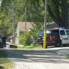 Woman found unresponsive in MC alley
