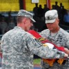U.S. general takes command of Ebola response in West Africa