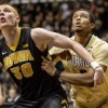 Iowa drops conference road game at Purdue, 67-63