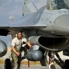 Coalition forces attack ISIL in Iraq and Syria