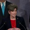 Senator Joni Ernst delivers the Weekly Republican Address