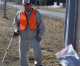 Mason City residents begin cleaning up after a long winter