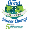 """Bring your baby to the """"Great Cloth Diaper Change"""" international event on April 18"""