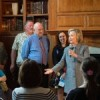 Hillary caved after secretive cash-grab in Mason City