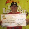 Mason City man wins $15K lottery prize