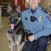 Forest City Police Department's K9 Kona will receive body armor