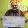 Riceville man wins $50k lottery prize