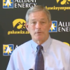 Interview with Iowa football coach Kirk Ferentz