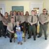 Iowa woman makes generous donation after K9 cop passes away
