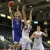 Abrahamson's 41 points leads Drake men's basketball over WKU, 81-79
