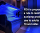 FDA wants to ban indoor tanning for anyone under age 18
