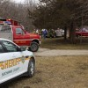 Iowa man seriously injured when overcome by grass fire