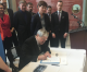 Gov. Branstad signs law opening door to new biochemical products in Iowa