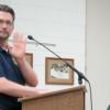 "Realtor Rick Mathes to flee Mason City ahead of ""economic winter"" he predicted"