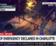 Emergency situation declared in Charlotte, North Carolina after black man shot dead by police