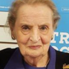 Mason City man not thrilled with visit by Madeleine Albright