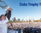 Chicago Cubs World Series trophy to be on display in Mason City