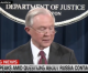 Attorney General Jeff Sessions recuses himself from investigations into Presidential campaign