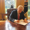 President Trump signs new Executive Order: Protecting The Nation From Foreign Terrorist Entry Into The United States