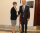 Ernst helps relaunch Senate Albanian Issues Caucus