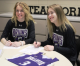 NIACC's Cuffe, Galvin sign with Bellevue University