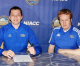 NIACC's Colin Anderson signs national letter of intent to play soccer at Lander University
