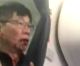United Airlines forcibly removes man from plane, leaving him bloodied and confused