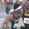 Hawkeyes come up big at Drake Relays, take home Hyvee Cup