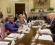 Gov. Reynolds lavishes praise upon President Trump at White House energy event