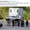 At least 9 found dead in Texas semi truck packed with illegals