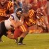 Iowa State handles UNI, 42-24