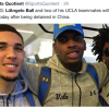 President Trump intervenes to free three alleged college basketball playing shoplifters from China