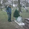 Charles City felon caught stealing from graves